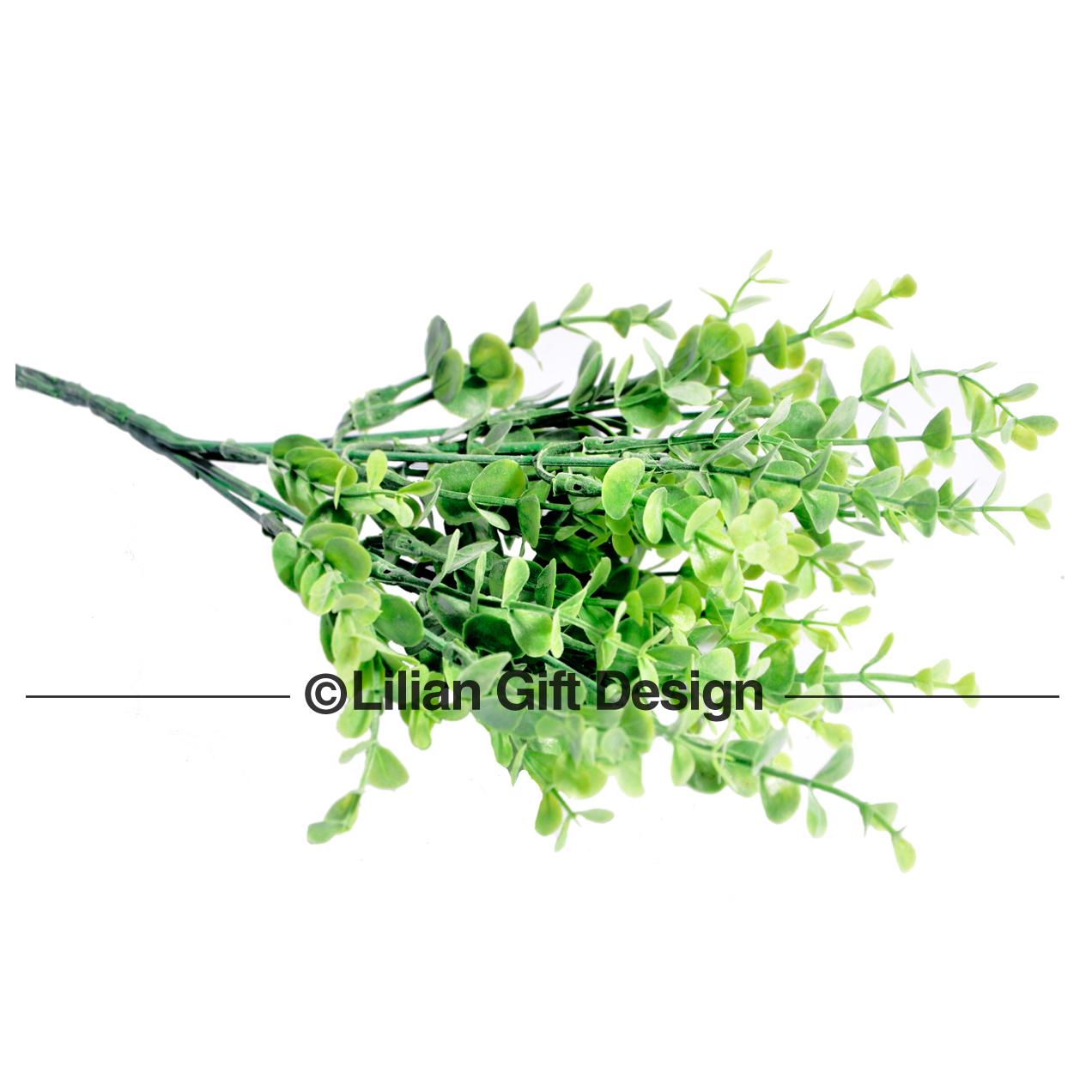 Planta artificial 7 galho 32cm