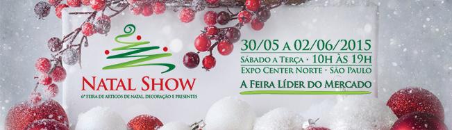 Feira Natal Show 2015