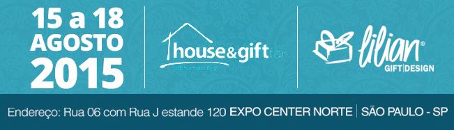 House & Gift Fair Agosto de 2015